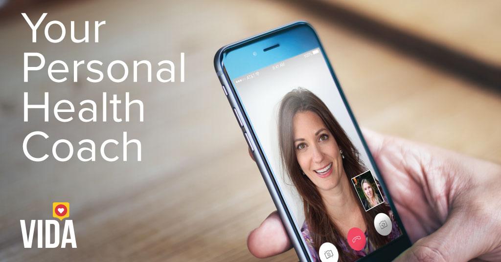 تحميل تطبيق Vida Health Coach للاندوريد برابط